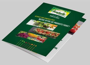 Bonduelle Food Service : avec les Chefs, pour les Chefs