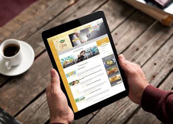 Panzani Food Service : stratégie digitale