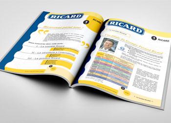 Société RICARD : la bible des Messieurs RICARD