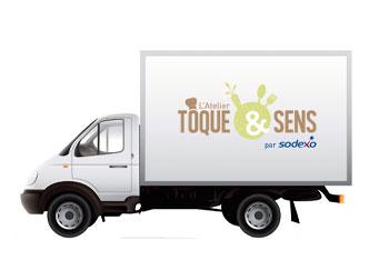 Sodexo : atelier Toque & Sens